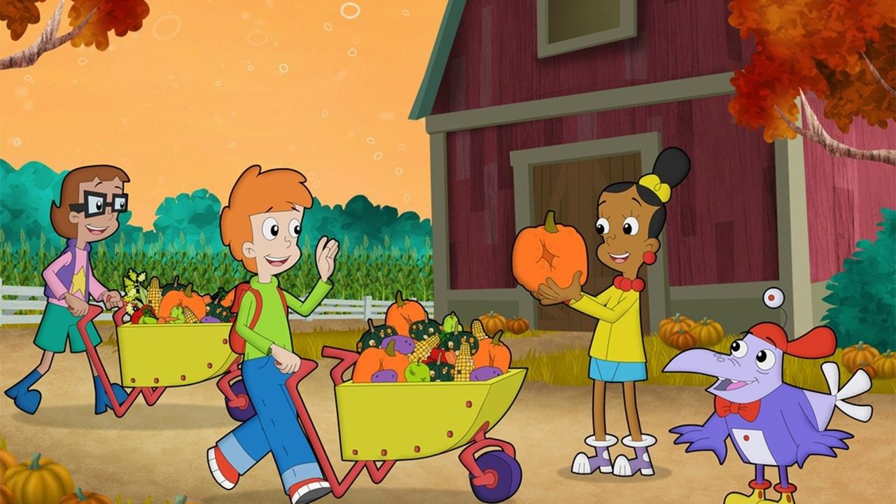Cyberchase Giving Thanks Day