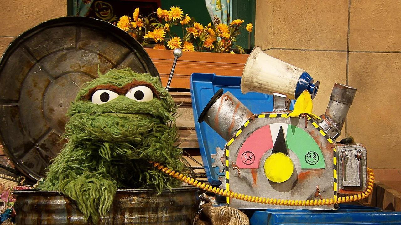 Sesame Street: The Disappoint-O-Meter