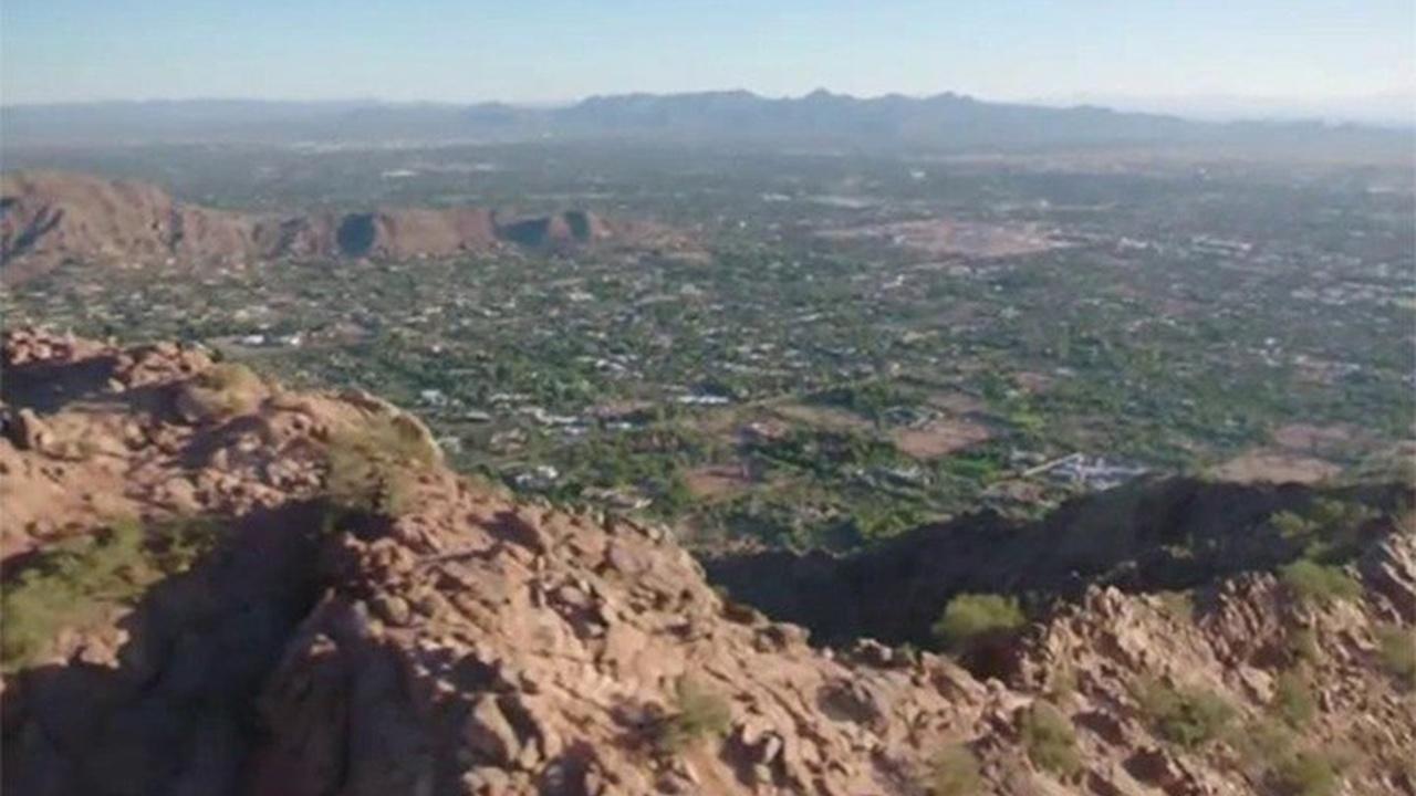 Seeing the USA: Arizona