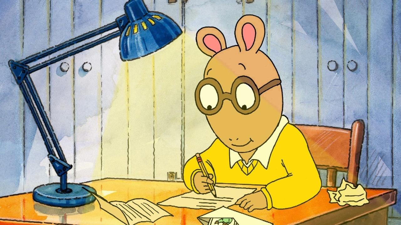 Arthur: Mr. Ratburn and the Special Someone; The Feud