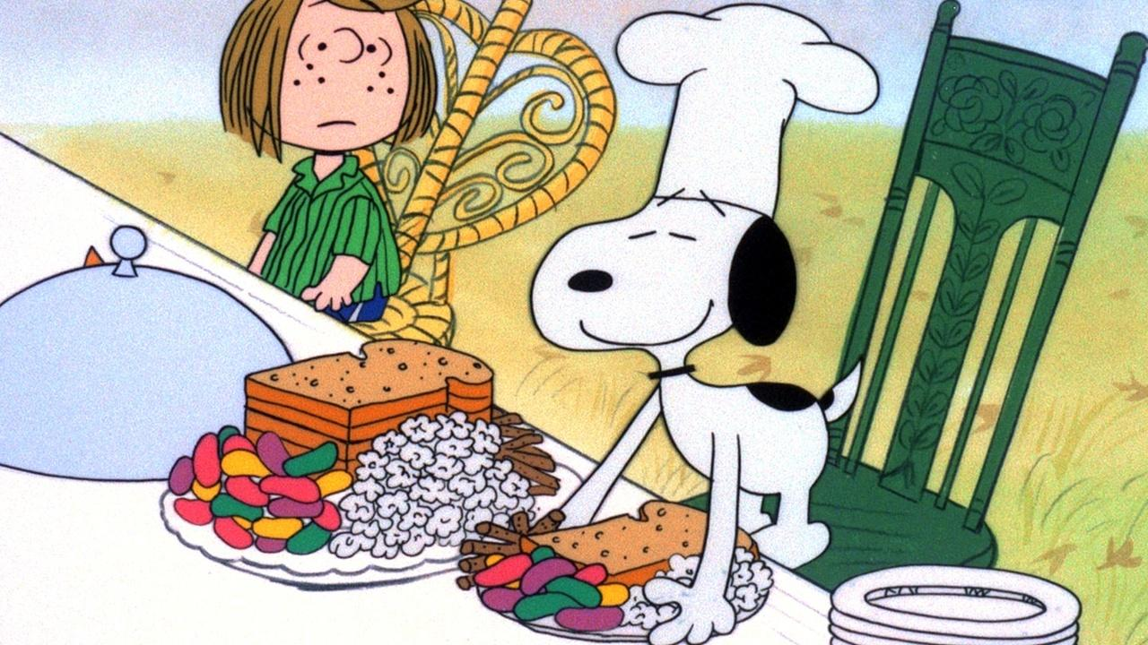 A Charlie Brown Thanksgiving Episode #0