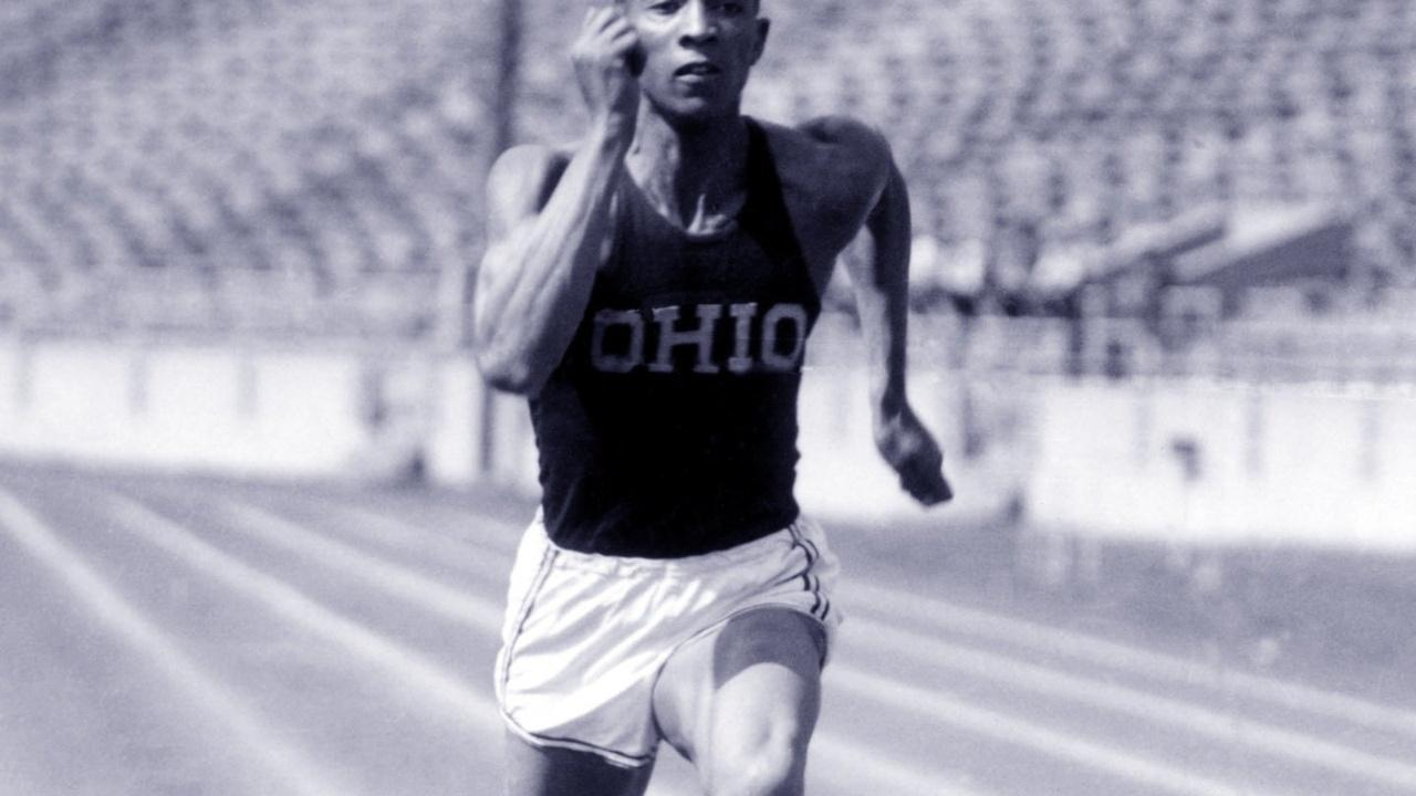 Jesse Owens: American Experience