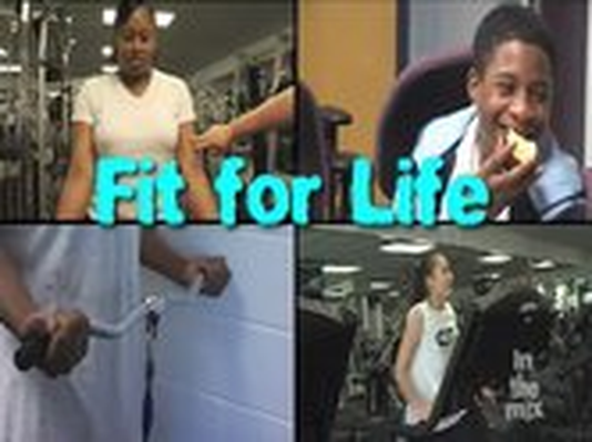 Fit for Life: Eat Smart and Exercise | In the Mix