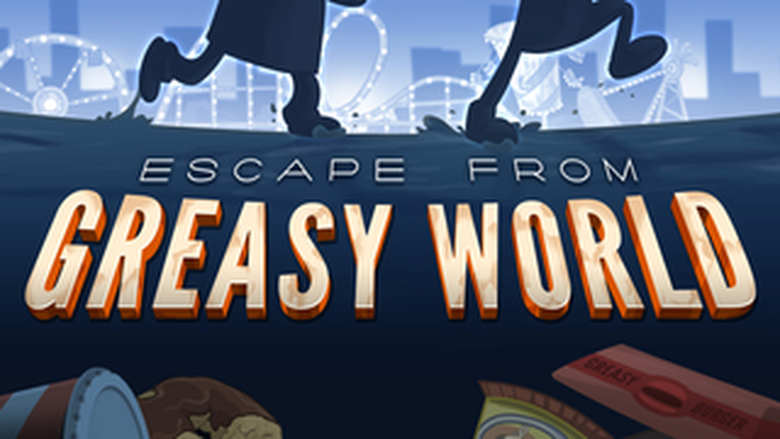 Escape from Greasy World | Fizzy's Lunch Lab