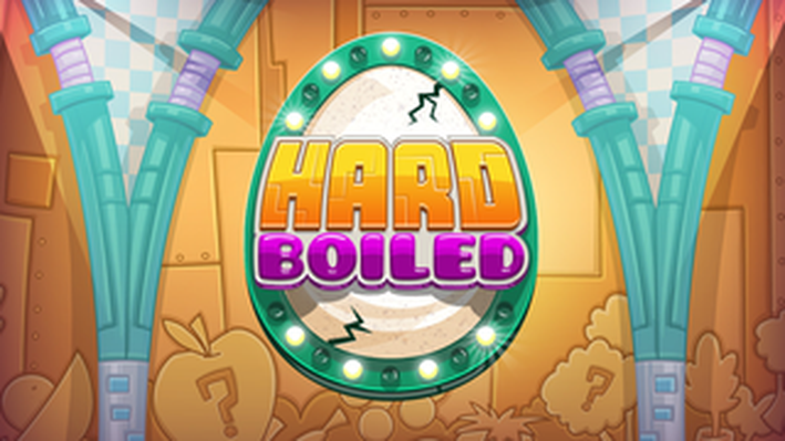 Hard Boiled | Fizzy's Lunch Lab