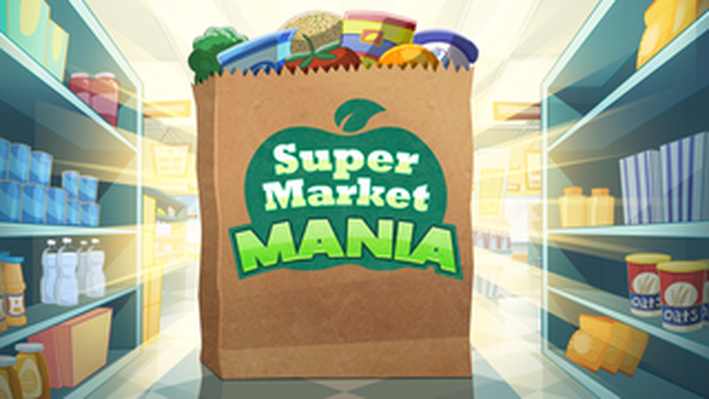 Supermarket Mania | Fizzy's Lunch Lab