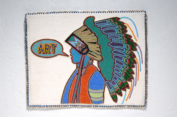 Teri Greeves: NDN Art