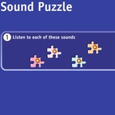 Sound Puzzle | Exploratorium