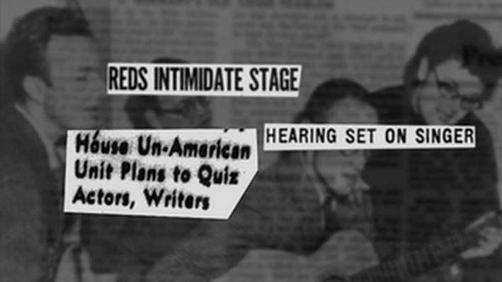 Pete Seeger's Blacklisting
