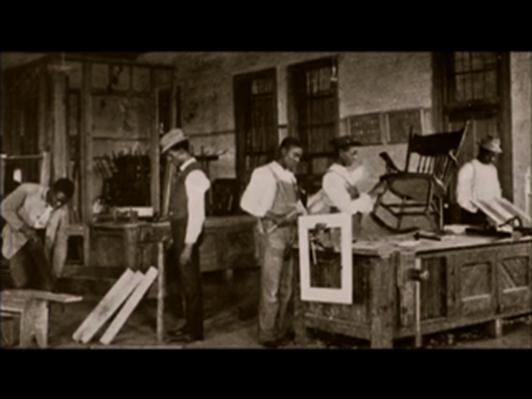 Black Spaces in White America: Video Clip 1