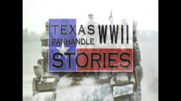 A Woman's Place: Anna Anderson | Texas Panhandle Stories: WWII