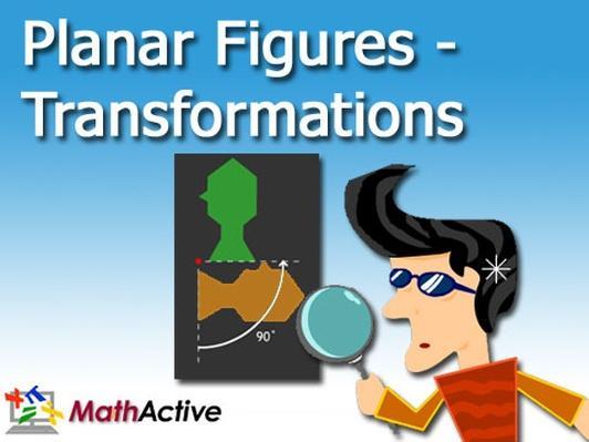 Planar Figures | Transformations