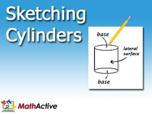 Sketching Cylinders