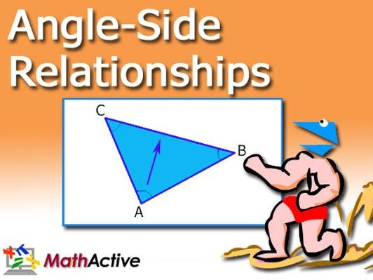 Angle-Side Relationships