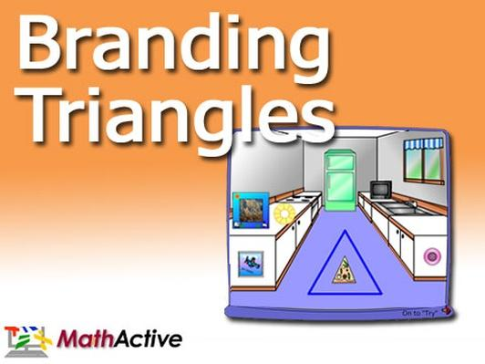 Branding Triangles | Math Active