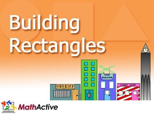 Building Rectangles | Math Active