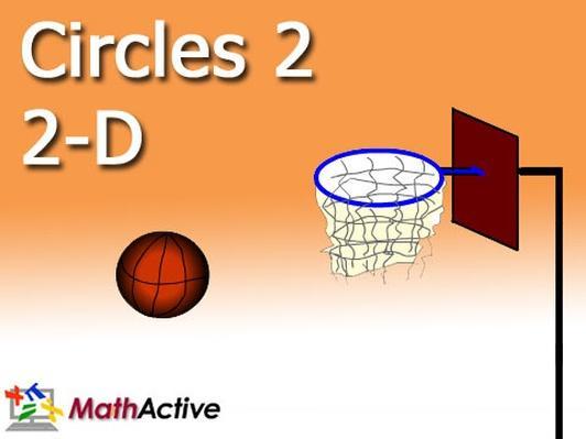 2-D Circles