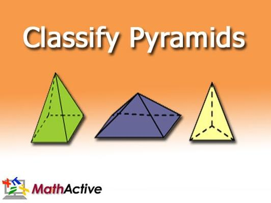 Classifying Pyramids
