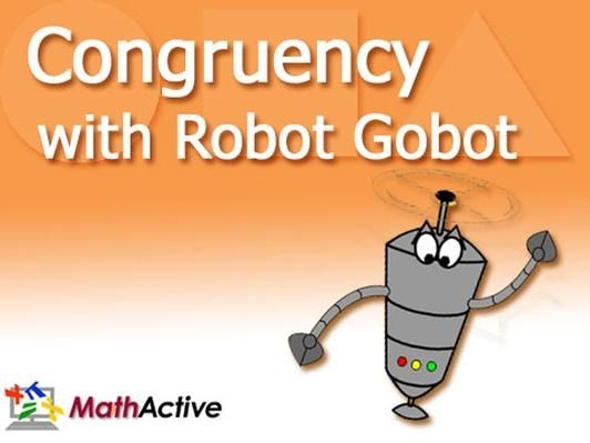 Congruency with Robot Gobot