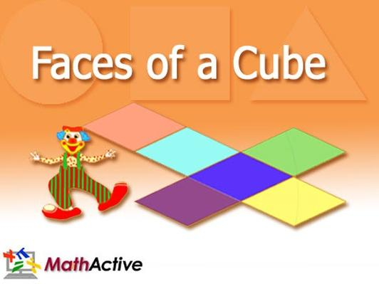Faces of a Cube
