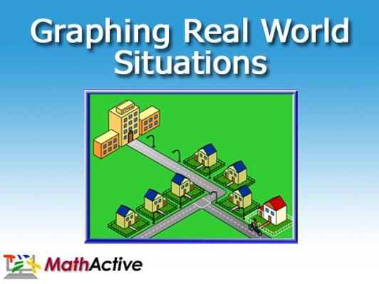 Graphing Real World Situations