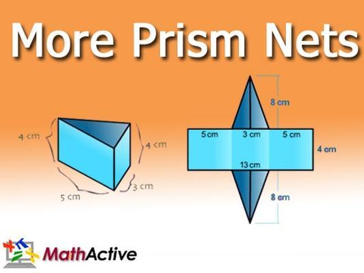 Prisms Nets | Part 2