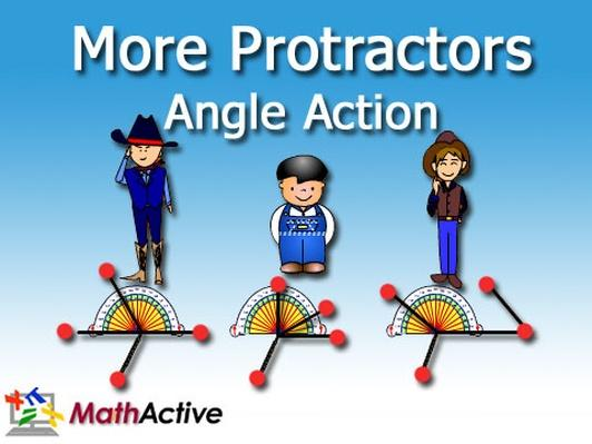 Protractors: Angle Action | Part 2