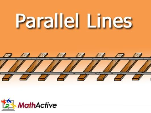 Parallel Lines | English Voice