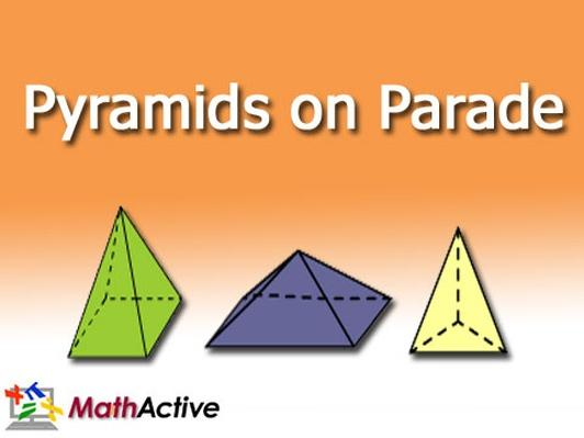 Pyramids on Parade | Nets