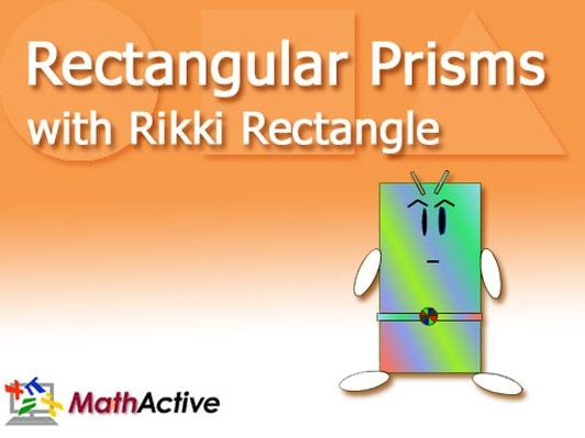 Rectangular Prisms with Rikki