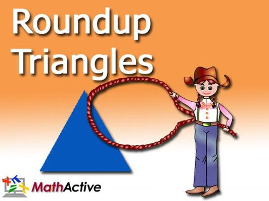 Roundup Triangles