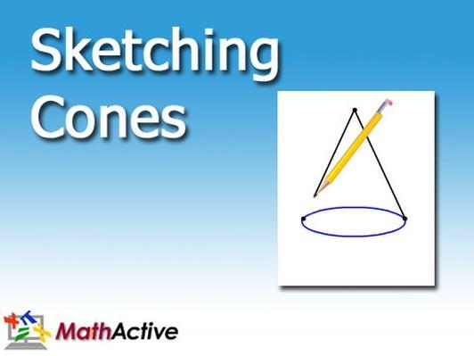 Sketching Cones