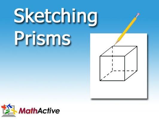 Sketching Prisms