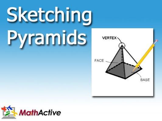 Sketching Pyramids