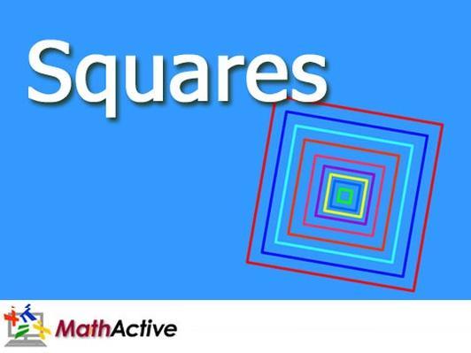 Squares | English Voice