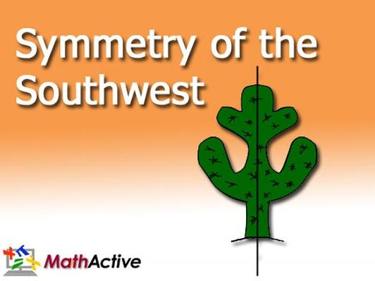Symmetry of the Southwest