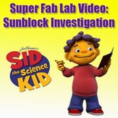 Sunblock Investigation