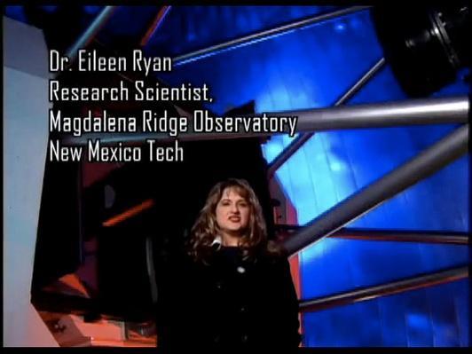 Dr. Eileen Ryan, Astronomer