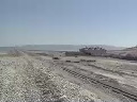 The Great Salt Lake: Great Salt Lake Pumping Project, 1986-87