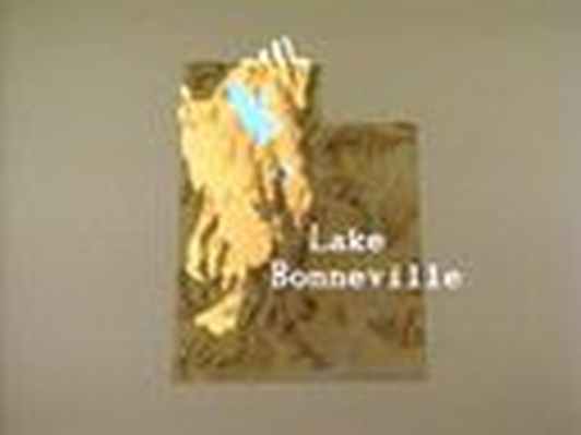 Lake Bonneville | Images of Utah