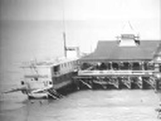 The Great Salt Lake: Montage of Garfield Resort