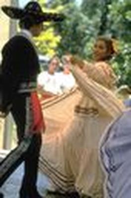 Hispanic Culture in Utah: Ballet Folklorico de las Americas, 1987