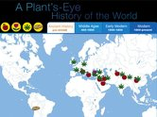 A Plant's Eye History of the World | The Botany of Desire
