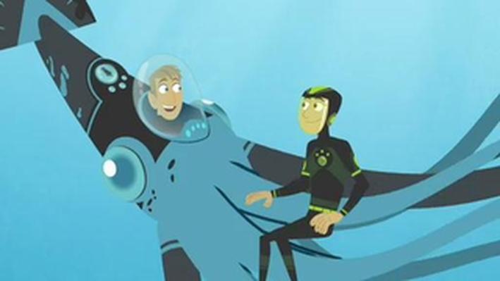 Ocean Life - Clips | Wild Kratts