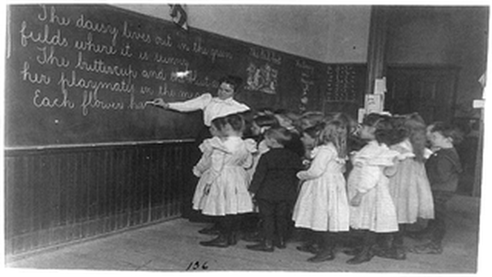Public School in Washington DC