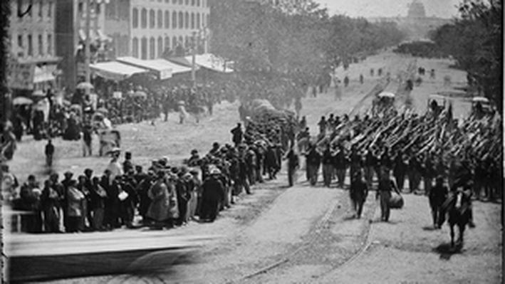 Washington D.C. Infantry: May 1865