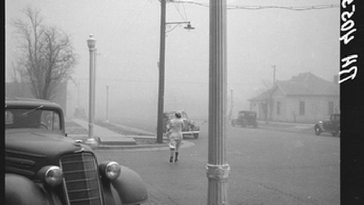 Dust Storm: Amarillo, Texas