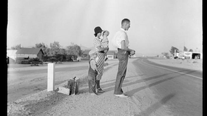 Oklahoma Farm Family