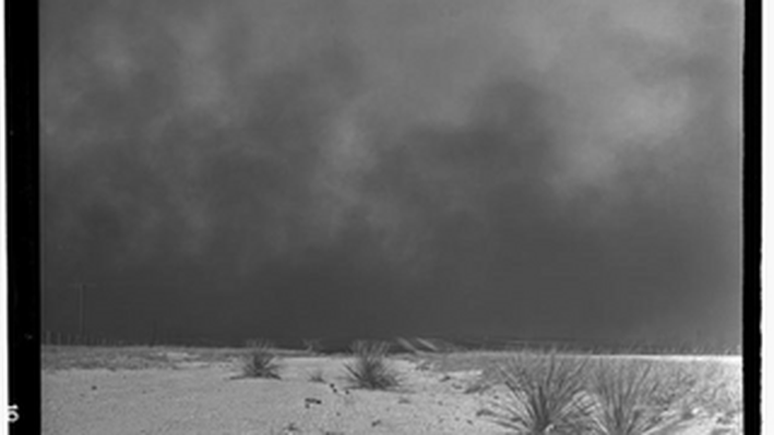 Heavy Black Clouds of Dust