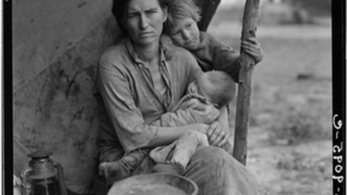 Migrant Agricultural Worker's Family